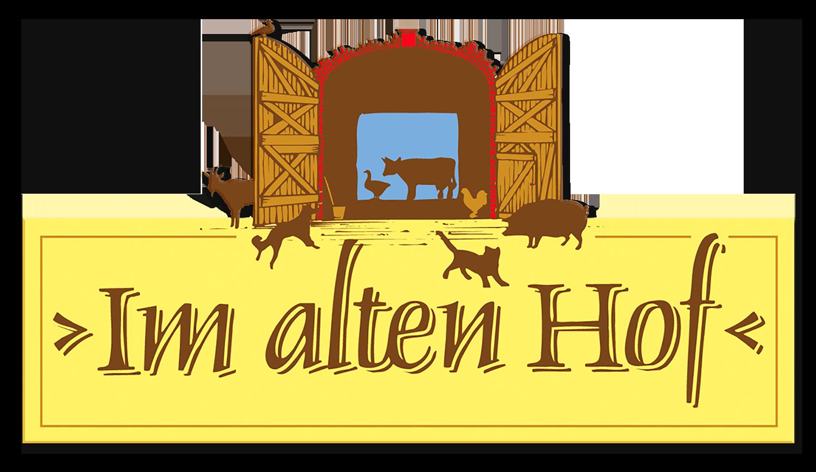 "Logo ""Im alten Hof"""