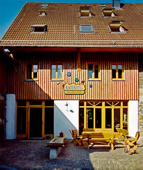 Kinderhotel und Gästehaus