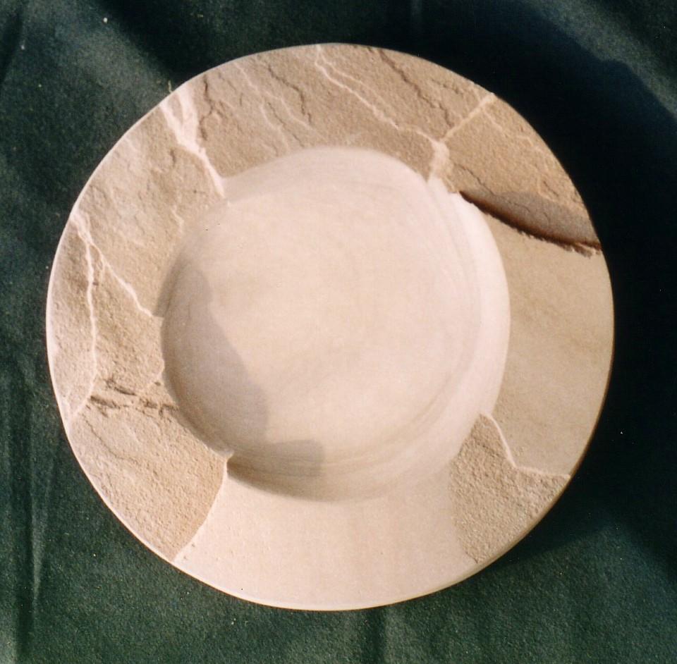 Sandsteinteller