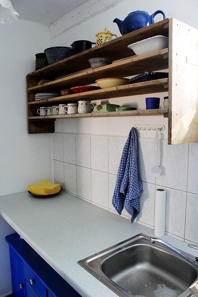 Küche im Wanderstübchen