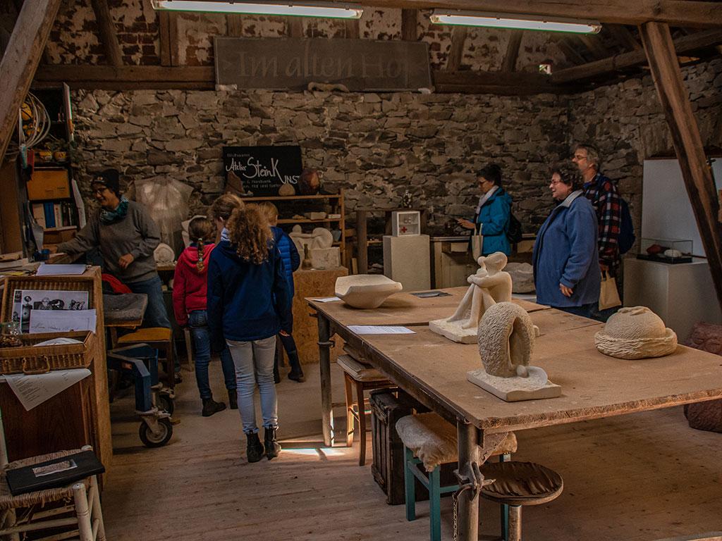 Atelier Steinkunst Ulrike Fleischer